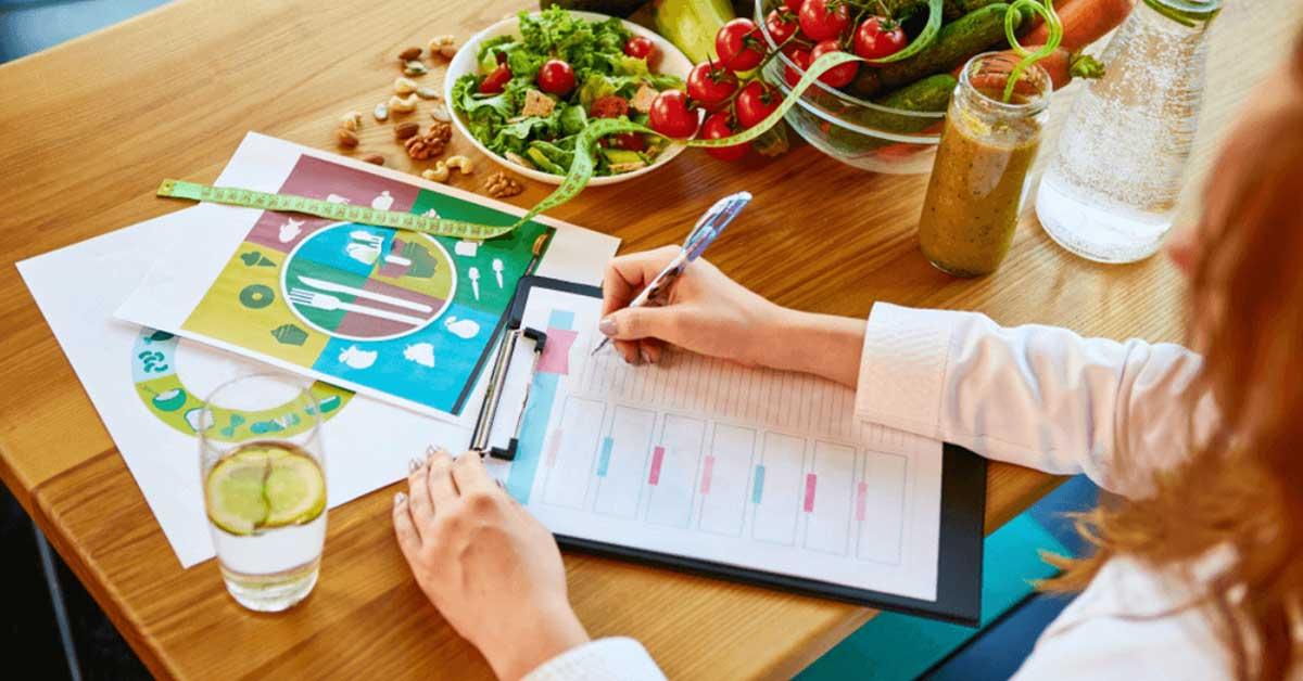 Job Information Of Dietitian